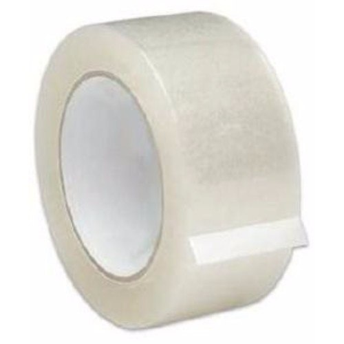 Zexum 50mm Clear 132m Packaging Wrapping Polypropylene Tape  - Click to view a larger image