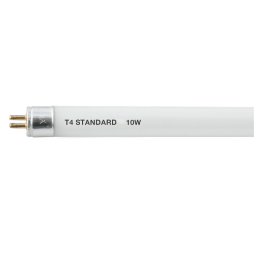 KnightsBridge T4 10W Slimline 835 4000K Cool White Fluorescent Tube Light  - Click to view a larger image