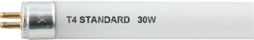 KnightsBridge T4 30W Slimline 835 4000K Cool White Fluorescent Tube Light  - Click to view a larger image