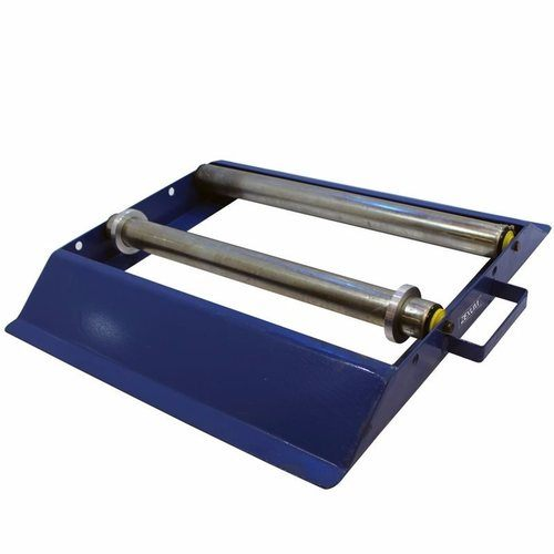 Zexum Cable Reel Drum Holder & Dispenser De-reeling Stand Roller  - Click to view a larger image