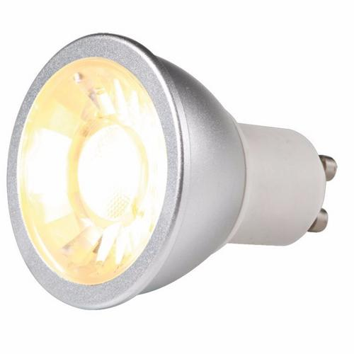 KnightsBridge 7W LED COB GU10 Dimmable Bulb  - Click to view a larger image
