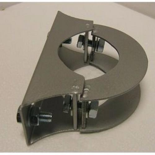 KR Floodlight or Temporary Sign Mounting Bracket for 70mm - 90mm Pole