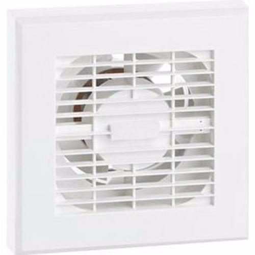 Greenbrook 4 Axial Extractor Bathroom Wall Ceiling Fan With Humidistat & Timer