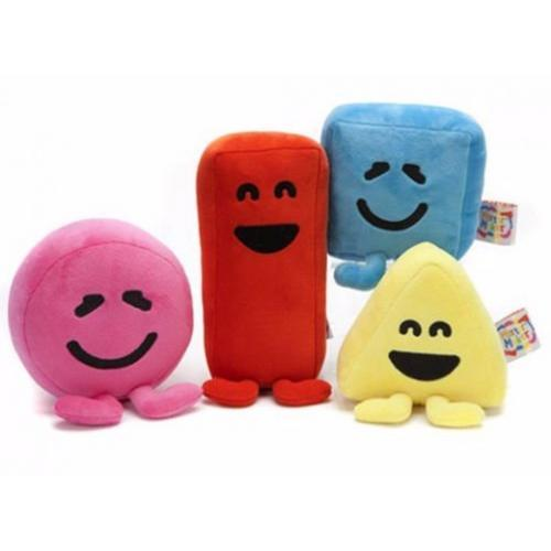 Mister Maker 12 Mister Maker Official CBeebies Soft Plush Without Sound Toys  - Click to view a larger image