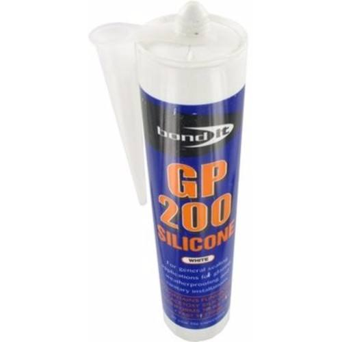 Bond It 310ml GP200 General Purpose Silicone Sealant  - Click to view a larger image