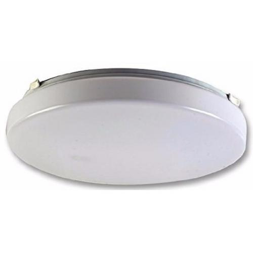 Eterna White 16W 2D Circular Fluorescent Slim Profile Low Energy Fitting  - Click to view a larger image