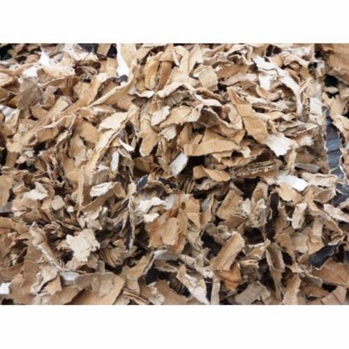 Zexum Clean Recycled Cardboard Shavings Packaging Compost  - Click to view a larger image