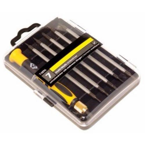 C.K Tools Precision Slotted Phillips Torx Industrial Screwdriver Kit Set  - Click to view a larger image