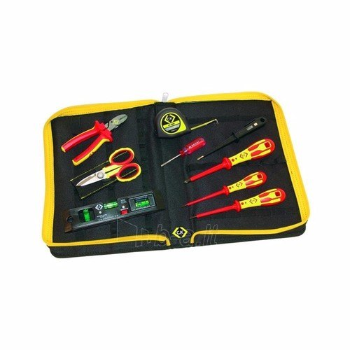 Compare prices for C.K Tools 10 Piece Professional Electricians Core Essential Tool Kit