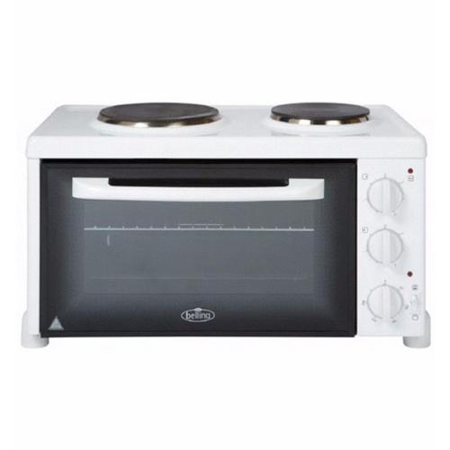 Belling Mini Kitchen Cooker Sealed Plate Hob Grill Oven  - Click to view a larger image