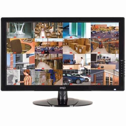 "ESP 23.6"" LED CCTV Monitor  - Click to view a larger image"