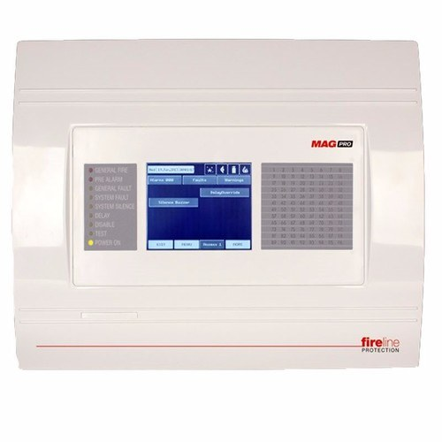ESP MAGPro 96 Zone Addressable Fire Alarm Panel  - Click to view a larger image