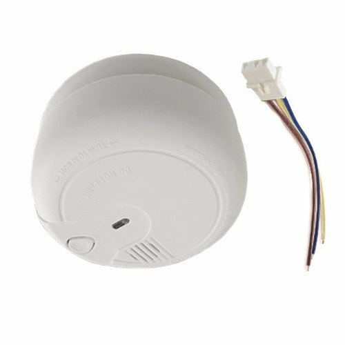 Eterna Isolation Smoke Detector Fire Alarm Mains Powered