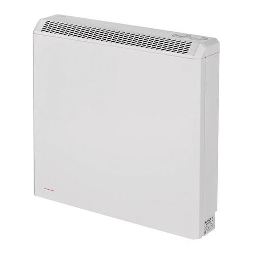 Elnur 1.7Kw 8 Brick Static Manual Night Charge Control Storage Heater  - Click to view a larger image