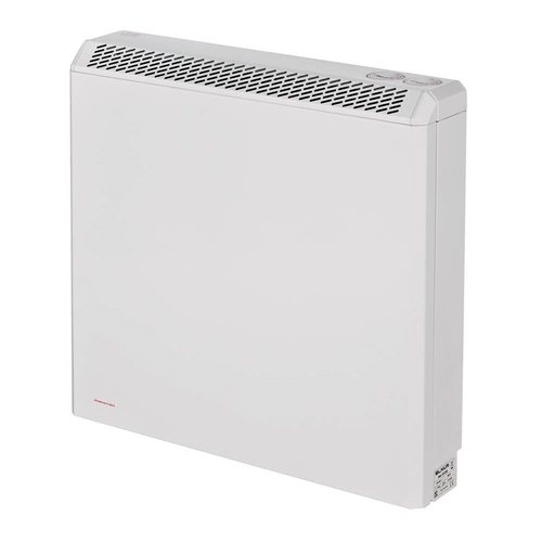 Elnur 2.4Kw 12 Brick Static Manual Night Charge Control Storage Heater  - Click to view a larger image