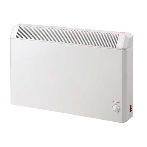 Elnur 1.5kW White Manual Electric Panel Heater with Analogue Control  - Click to view a larger image