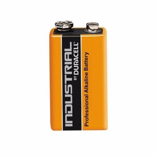 Duracell Industrial Procell 9V PP3 Professional Block Alkaline Battery  - Click to view a larger image