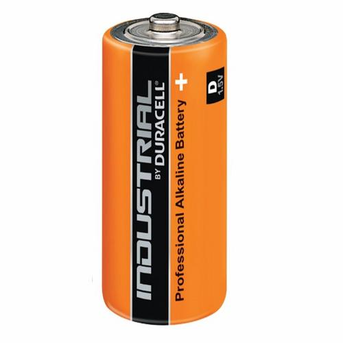 Duracell Industrial D LR20 Professional Alkaline Battery  - Click to view a larger image