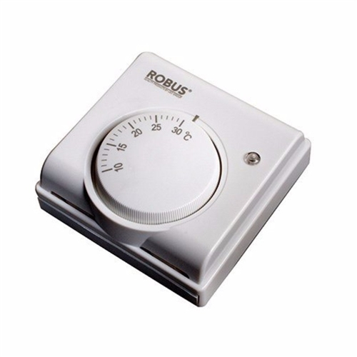 Elnur 10A Ambient Standard Room Thermostat  - Click to view a larger image