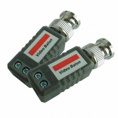 OYN-X BNC to Cat5 Video Balun for CCTV (Pair)  - Click to view a larger image