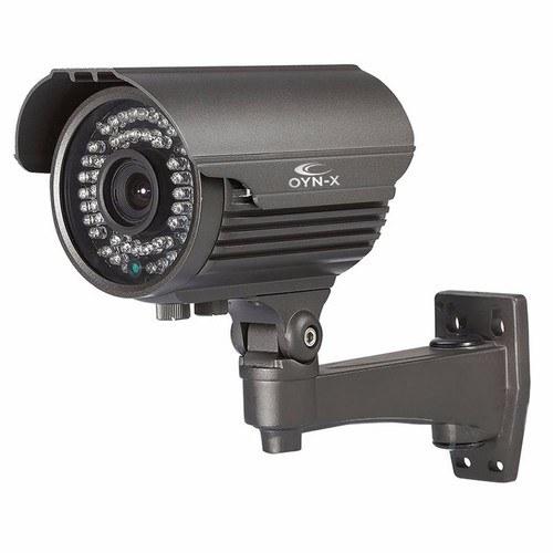 OYN-X Varifocal TVI CCTV Bullet Camera - Grey  - Click to view a larger image