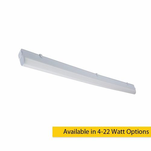 KnightsBridge Ultra Slim SMD LED Cool White Linkable Striplight  - Click to view a larger image