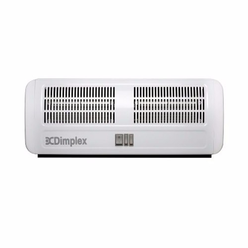 Dimplex 6kW Electric Over Door Heater Multidirectional Down Flow Fan