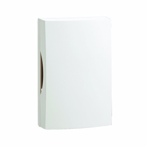 Greenbrook Galaxy Hard Wired Ding Dong Door Bell Chime - White