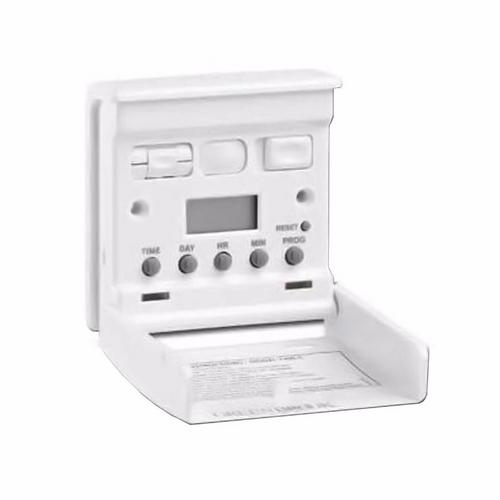 Greenbrook 7 Day Electronic Wall Switch Lighting Security Timer with Override  - Click to view a larger image