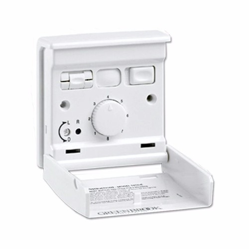 Greenbrook Photocell Security Light Sensitive Wall Switch Timer  - Click to view a larger image