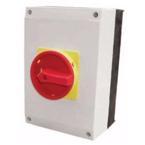 ESR 100A 4 Pole 230V-415V Large IP65 Industrial Rotary Isolator  - Click to view a larger image