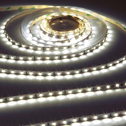 KnightsBridge Cool White 12V LED IP20 Flexible Indoor Internal Rope Lighting Strip  - Click to view a larger image
