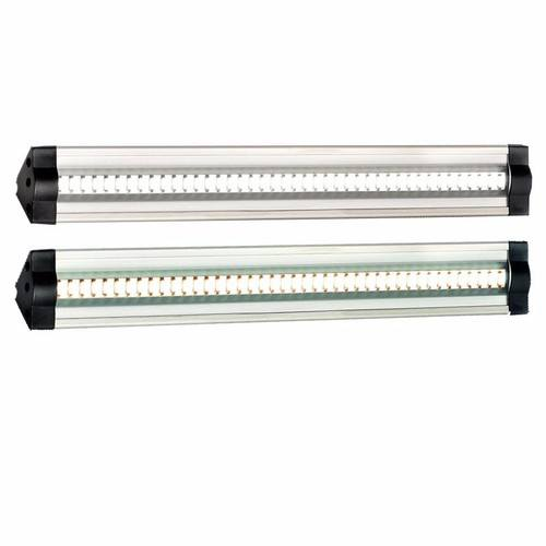 KnightsBridge 5W LED IP20 Triangular UltraThin Under Cabinet Link Light 500mm LEDT5W link light in cool white - Click to view a larger image