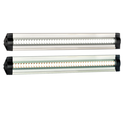 KnightsBridge 11W LED IP20 Triangular UltraThin Under Cabinet Link Light 1010mm LEDT11W link light in warm white - Click to view a larger image