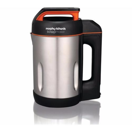 Morphy Richards Portable Soup Maker And Blender With Serrator Blade Morphy Richards 501013 Soup Maker - Click to view a larger image