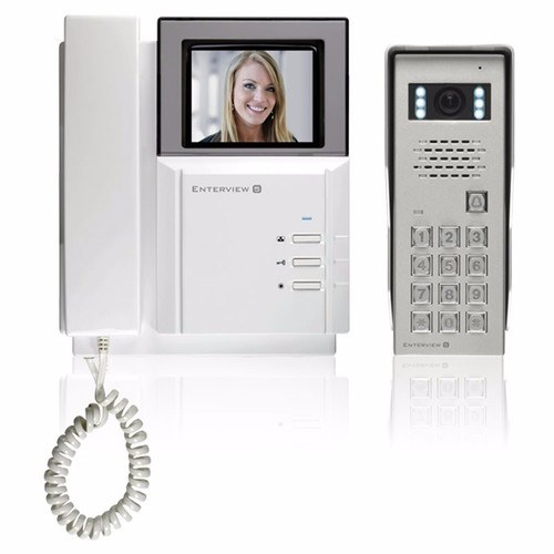 ESP Enterview 5 Colour Door Entry Intercom Kit & Access Control Keypad Enterview EV5CKP Kit & Access Pad - Click to view a larger image