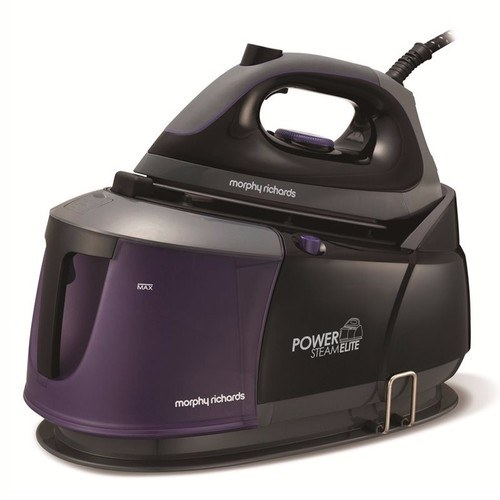 Morphy Richards Steam Generator Iron Auto Clean Power Elite  Purple