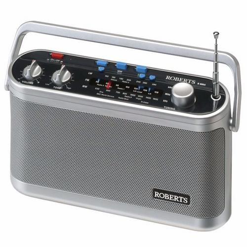 Roberts Classic 954 Large Speaker 3 Band Analogue LW / MW / FM Radio - Mains or Battery Operated Roberts Classic 954 Radio - Click to view a larger image