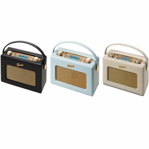 Roberts Revival iStream 2 Portable DAB Wi-Fi Radio  - Click to view a larger image