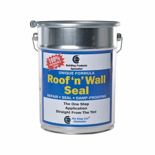 C-Tec Roof n Wall Seal One Coat Paste Sealant 5KG C-Tec Roof n Wall Seal One Coat Paste Sealant 16kg Tin  - Click to view a larger image