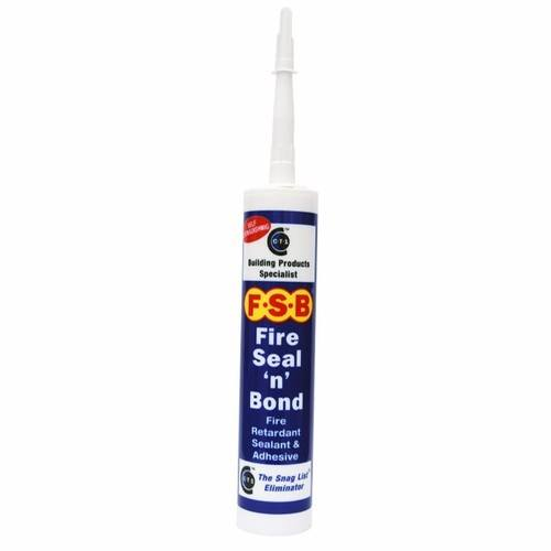 C-Tec CT1 FSB Fire Seal n Bond 1100°C IMO Tested Fireproof Sealant C-Tec FSB Fire Seal 'n' Bond 1100°C IMO Tested Fireproof Sealant - Click to view a larger image