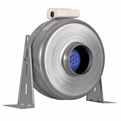 Xpelair XID150 150mm Metal Centrifugal Inline Duct Fan Xpelair XID150 150mm Metal Centrifugal Inline Duct Fan - Click to view a larger image