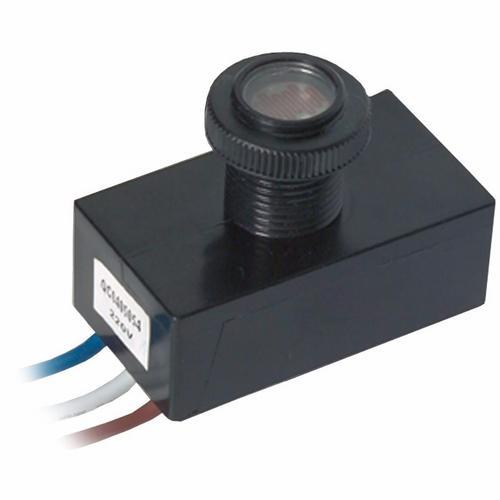 KnightsBridge IP65 Remote Miniature Photocell Photodiode Dusk to Dawn Sensor KnightsBridge IP65 Remote Photocell Photodiode Sensor  - Click to view a larger image