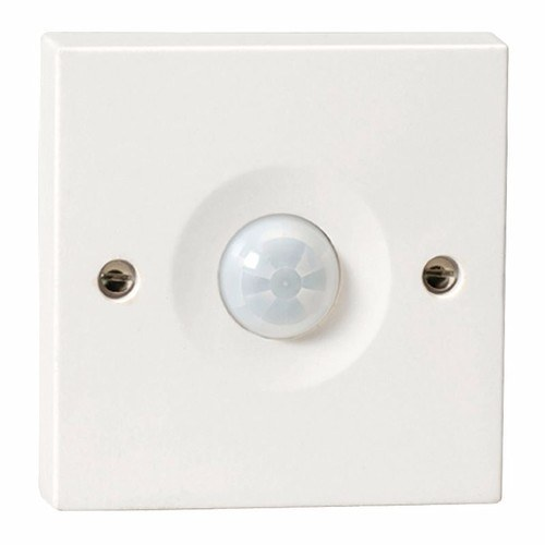KnightsBridge Ceiling Wall Mounted IP20 Lighting 10A UnSwitched PIR Sensor  - Click to view a larger image
