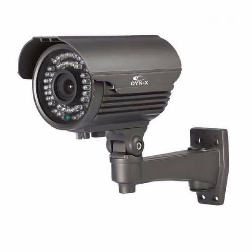 OYN-X Varifocal Analogue CCTV Bullet Camera - Grey OYN-X 2.8-12mm Varifocal Lens Analogue Infared IP66 Bulltet Camera  - Click to view a larger image
