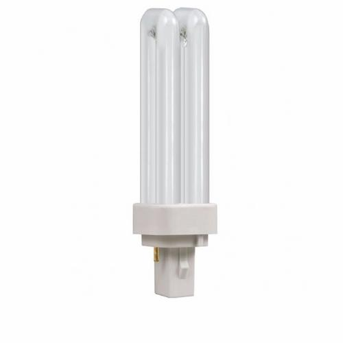 Crompton 18W CFL G24d-2 2 Pin Opal D Type Bulb Colour Temperature Chart - Click to view a larger image