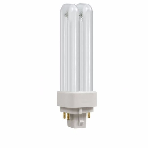 Crompton 18W CFL G24q-2 4 Pin Opal DE Type Bulb Colour Temperature Chart - Click to view a larger image