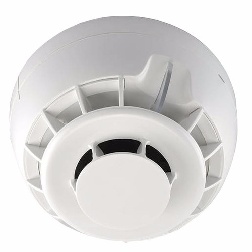 ESP Fireline 12V Wired Conventional Optical Fire Smoke Detector ESP PS-212 Conventional Fire Alarm Smoke Detector - Click to view a larger image