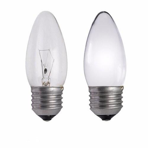 status 25w es e27 incandescent candle light bulb free. Black Bedroom Furniture Sets. Home Design Ideas