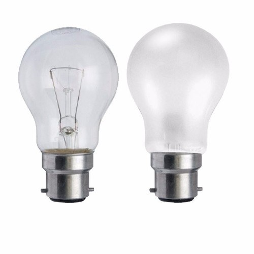 Status 60W BC B22d Incandescent GLS Light Bulb  - Click to view a larger image